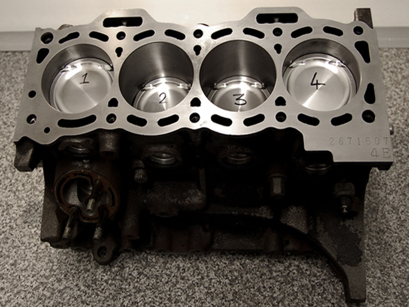 5E-FTE - Stage 1 Forged Engine